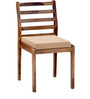 Dallas Dining Chair in Provincial Teak Finish by Woodsworth