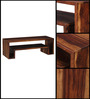 Tomah Entertainment Unit in Provincial Teak Finish by Woodsworth