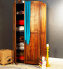 Edmonds Wardrobe in Provincial Teak Finish by Woodsworth