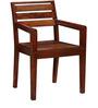 Winona Chair in Honey Oak Finish by Woodsworth