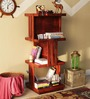 Pasco Book Shelf in Honey Oak Finish by Woodsworth