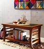 Memphis Coffee Table in Provincial Teak Finish by Woodsworth