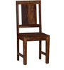 Memphis Dining Chair in Provincial Teak Finish by Woodsworth