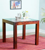 Memphis Four Seater Dining Table in Honey Oak Finish by Woodsworth