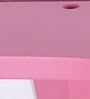 Lucas Wall Shelf In Pink by CasaCraft