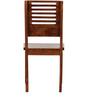 Oregon Dining Chair in Honey Oak Finish by Woodsworth