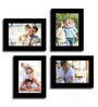 Catalunya Collage Photo Frame in Black by CasaCraft