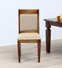 Cavendish Dining Chair in Provincial Teak Finish by Amberville