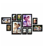 Celio Collage Photo Frame in Brown by CasaCraft
