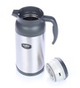 Cello Armour Stainless Steel Flask (1600 Ml) Grey