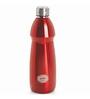 Cello Aviator Stainless Steel Bottle (750 Ml) Red