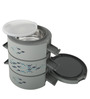 Cello Decker Gray Insulated Lunch Carrier - Small
