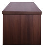 Center Table in Walnut Finish by Addy Design