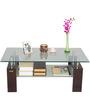 Centre Table in Black Colour by Zuari
