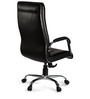 CEO High Back Executive Chair in Black Colour by Debono