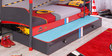 Champion Racer Pull-Out Bed by Cilek Room