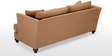 Chasin Three Seater Sofa in Light Camel Colour by Furny