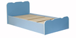 Children Bed in Sky Blue Colour by Heveapac