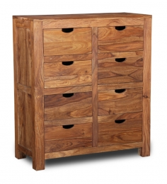 Basil Chest of Eight Drawers