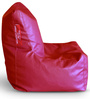 Chair Bean Bag XXXL size in Red Colour with Beans by Style Homez