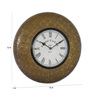 Waldeshef Wall Clock in Multicolour by Amberville