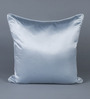 Chandrika Cream Silk 20 x 20 Inch Cushion Cover