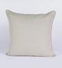 Chandrika Orange Cotton 16 x 16 Inch Cushion Cover