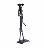Chinhhari Arts Black Wrought Iron Beautiful Showpiece