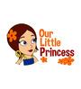 Chipakk Indumati Princess Flowers Door Decal