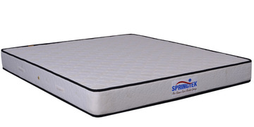 Classic Care 10 Inch Thick Queen-Size Pocket Spring Mattress By Springtek