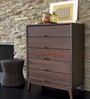 Clappy Five Drawers Chest by Asian Arts