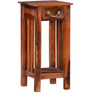 Lehnart End Table in Honey Oak Finish by Amberville