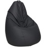 Classic Bean Bag Cover without Beans in Grey Colour by Sattva