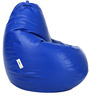 Classic XL Bean Bag Cover without Beans in Blue Colour by Can