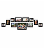 Clavileno Collage Photo Frame in Black by CasaCraft