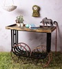 Clermont Console Table in Multi-Colour Finish by Bohemiana