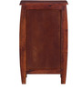 Clio Chest of Drawers in Honey Oak Finish by Woodsworth