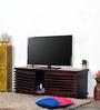 Weston TV Entertainment Unit in Honey Oak Finish by Woodsworth