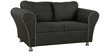 Compact Two Seater Sofa in Grey Colour by Parin