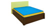 Cool Bond 5 Inch Thick Reversible Orthopaedic Coir King-Size Mattress by Nilkamal