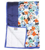 Cocobee Cartoon Print  Kids Quilt in Blue Colour