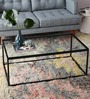 Coffee Table Cube - Black by Asian Arts