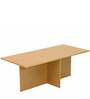 Coffee Table in Beech Queen Finish by Heveapac