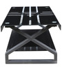 Coffee Table in Black Colour by Parin