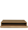 Coffee Table in Brown Colour by Arancia Living