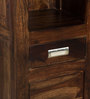Colville Hutch Cabinet in Provincial Teak Finish by Woodsworth