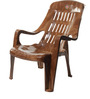 Comfort Sit Back Chair Set of Two in SBrown colour by Cello