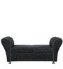Compact Settee in Grey Colour by Parin