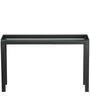 Console Table Clear Top by Asian Arts