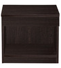 Contemprory Bedside Table in Wenge Finish by Exclusive Furniture